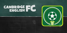Cambridge English FC app