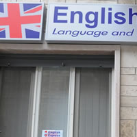 english express scuola bari